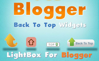 How To Add Back To Top Buttons For Blogger With Complete guide