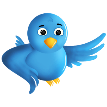 Animated Flying Twitter Bird Widget For Blogger