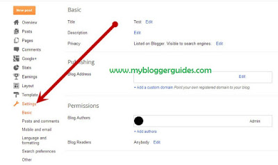 Starting Guide For Beginners : Create A Free Blog on Blogspot