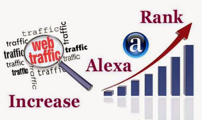 How To Increase Alexa Rank in short time