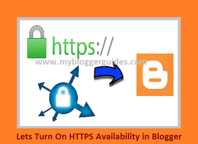 How To Enable HTTPS in Blogger Blog