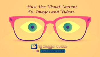 Insert Visual Content Images and Videos Inside Post Content