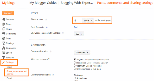 Reduce Load Time, Make Blogger Blog Faster, Reduce Loading Time Of Blogger