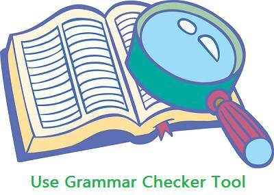 Grammar Checker Tool, Writing Tips for Beginners