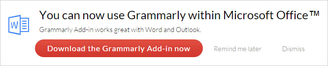 Grammarly Word Add-In, Grammarly Review